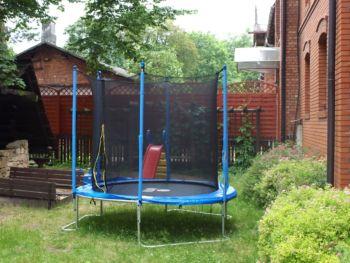 Ostoja - Spała - trampolina dla dzieci